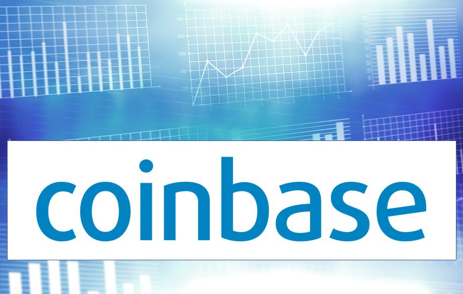 coinbase stock price