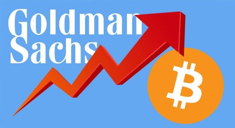 cryptocurrency trader goldman sachs