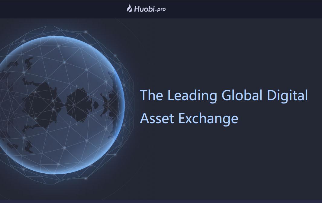 Crypto exchange huobi announces