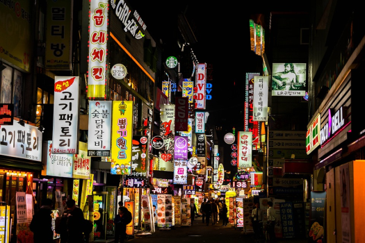 Special Digital Currency Zones To Be Put Up In South Korea
