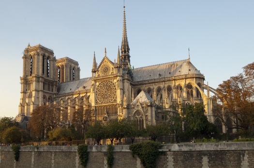 Crypto Exchange Binance Supports Fundraising for Restoration of France's Notre Dame Cathedral