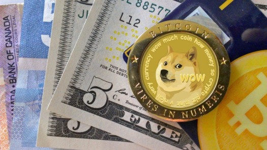 DogeCoin (DOGE) Shoots To An All-Time High of $0.70 Becoming the Fourth Largest Crypto